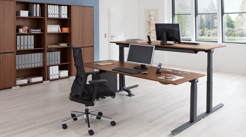 PALMBERG Schreibtisch CREW