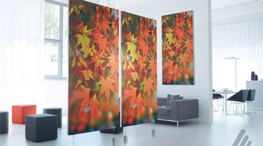 PREFORM Decato ModulScene Wand- und Deckenabsorber