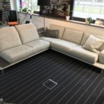 *60% Ausstellungsrabatt* LEOLUX Paleta Design-Sofa