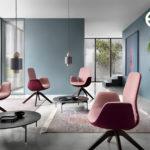 """German Design Award 2020 für """"ElliePro"""" und """"Chic Lounge"""" von profim"""