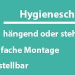 BARRIO Hygieneschutzwand von PALMBERG ab 256 EUR