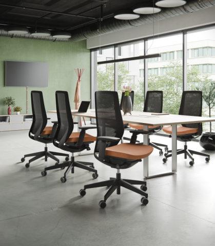 Accis Pro von profim – Bewegen. Positionen ändern. Aktiv sitzen!