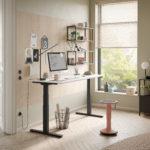 Palmberg CREW T: Elektromotorischer Sitz-Steh-Tisch